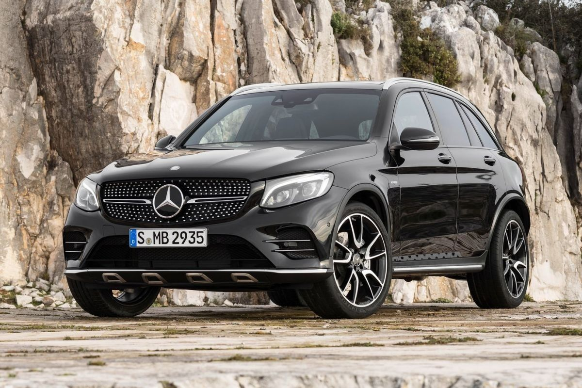 2019 Mercedes Benz Glc 250 Spy Shoot Car Review 2019 Mercedes