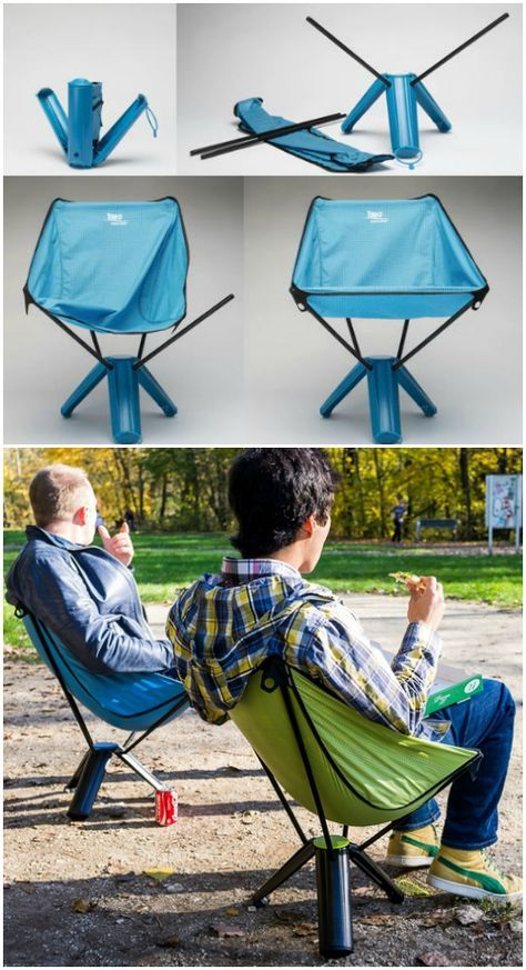 Treo Chair The Ultimate Folding Chair Camping Chairs Folding Camping Chairs