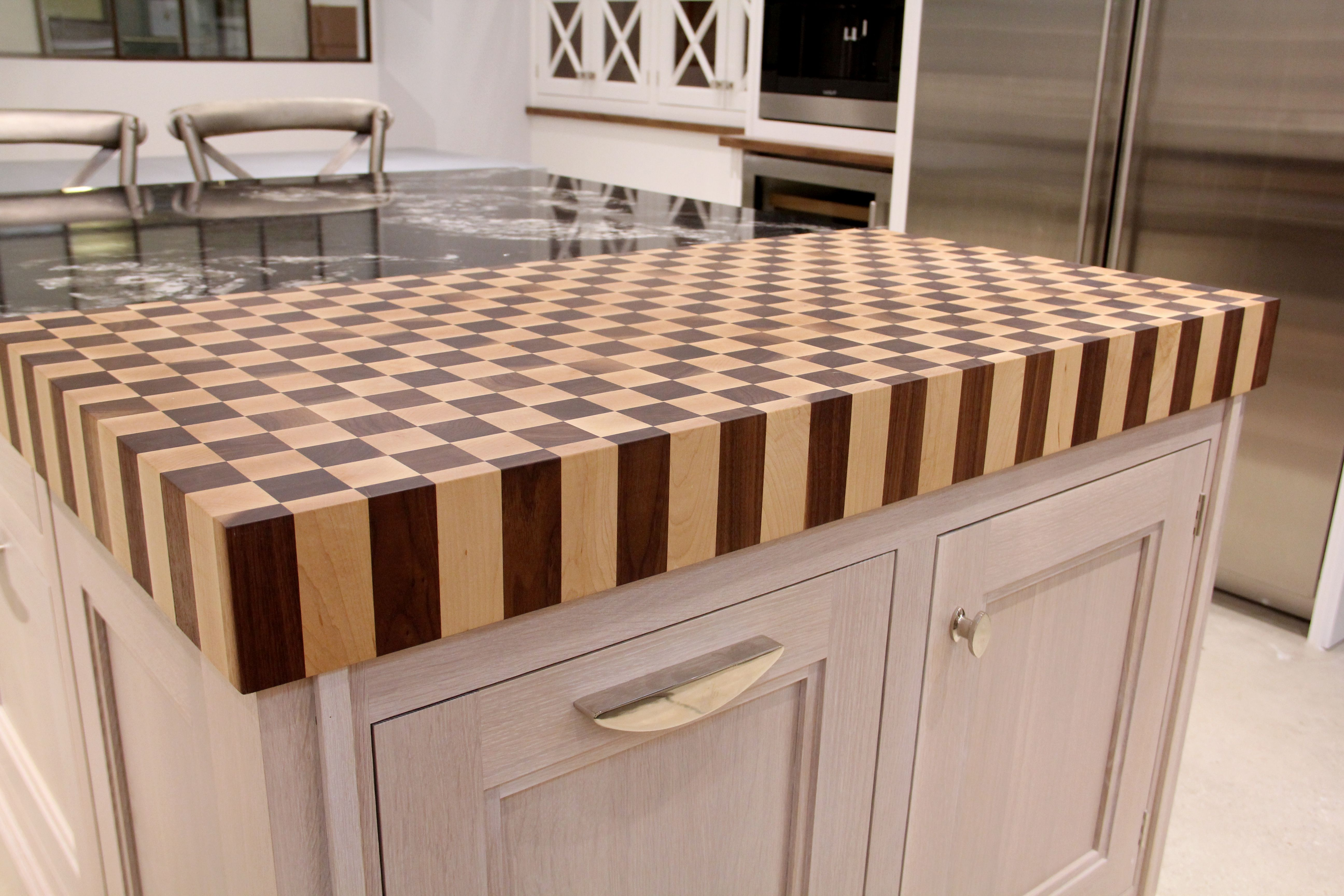 Pin By Engrain Wood Countertops On Cabinetry
