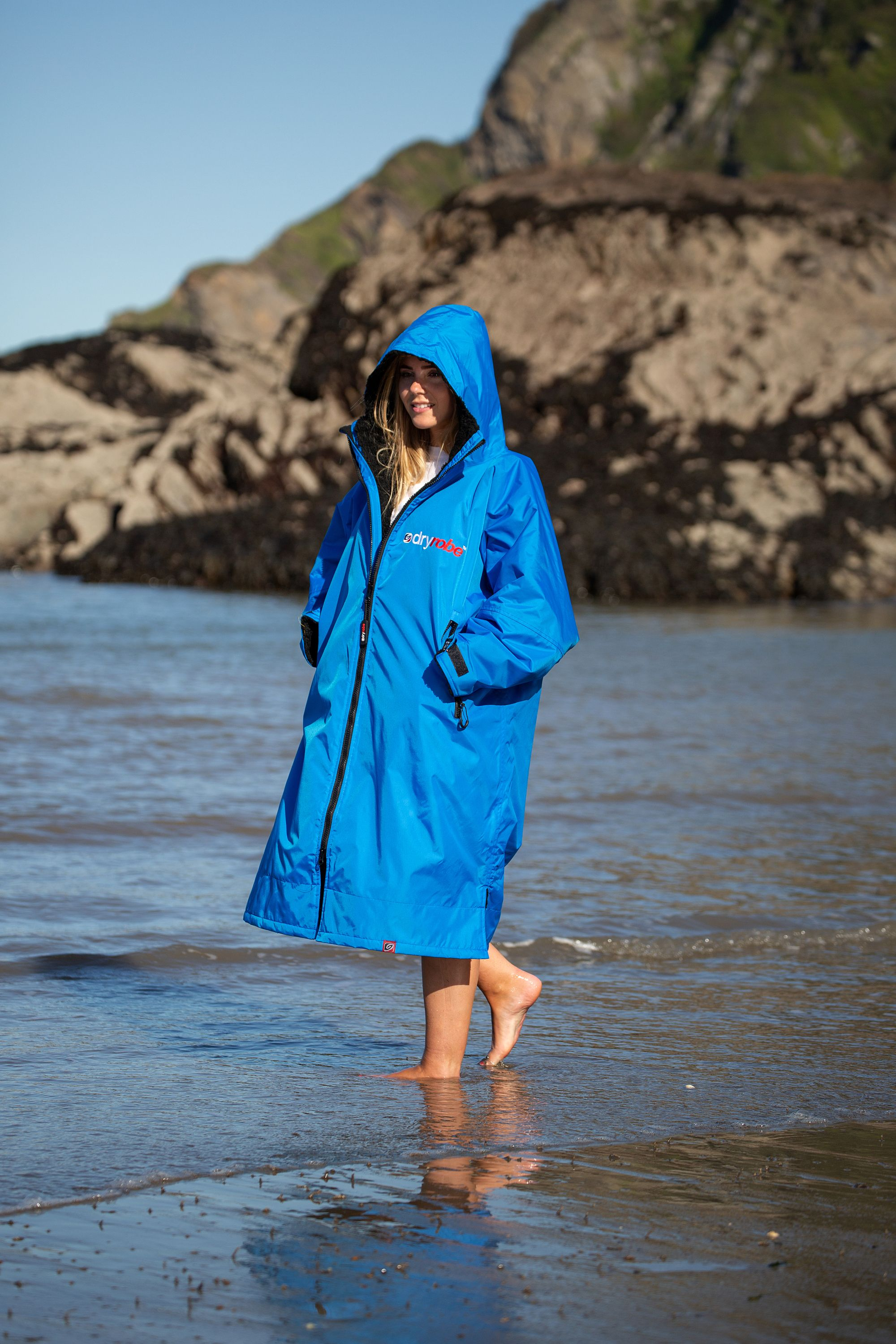 Variety of Colours Dryrobe Long Sleeve Change Robe