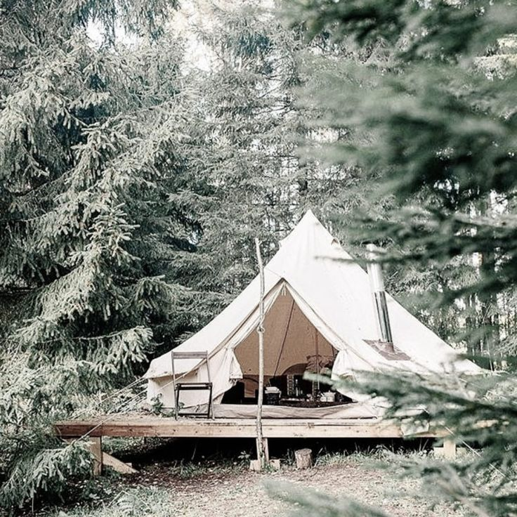 The Best Spots For Meetings And Events In Utah Bell tent