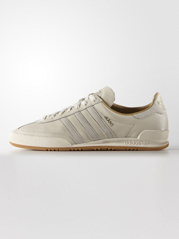 the best attitude 02b1d 82ff4 Adidas ADIDAS JEANS MKII CHALK WHITE - Trainers