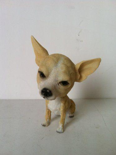 Mini Bobble Head Chihuahua Dog Chihuahua Dogs Chihuahua Bobble
