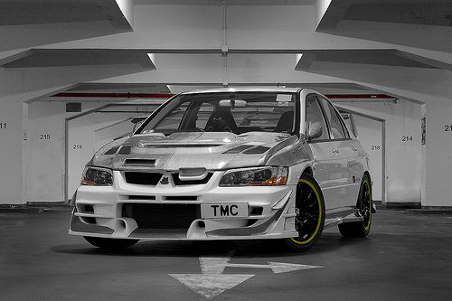 Mitsubishi Lancer Evolution IX Jackie Chan Edition By Fire Sports | Flickr    Photo Sharing!