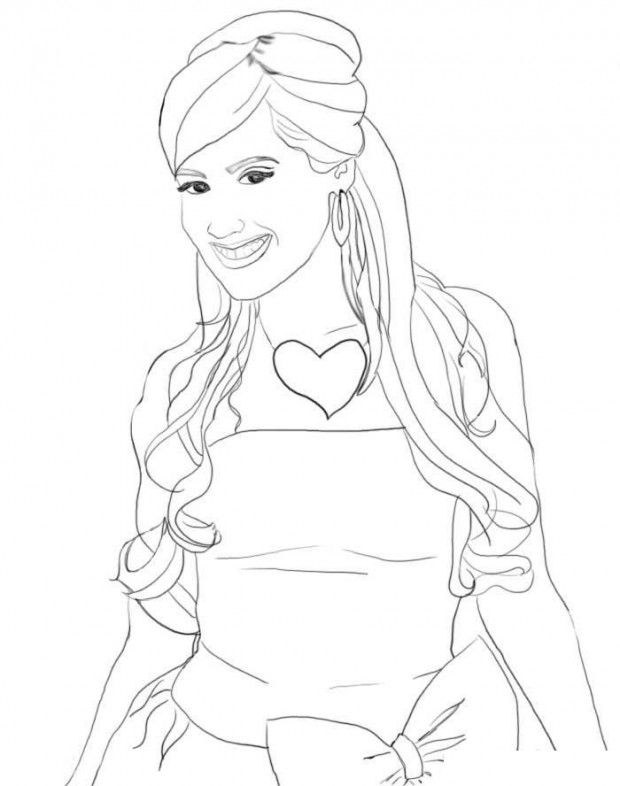 high school printable coloring pages - photo#8