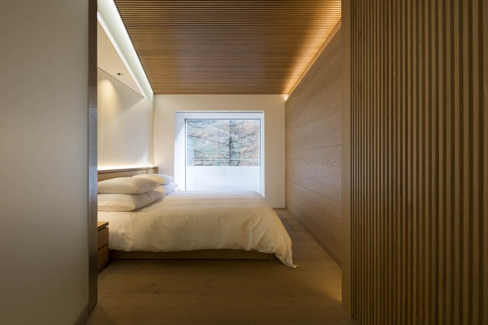 Tadao ando room 7132 hotel therme vals ingo rasp for Design hotel vals