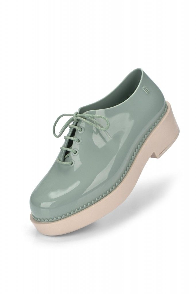 9793d7fa9 Melissa Grunge - Oxford de plástico - R$ 170,00 (2) | Shoes ...