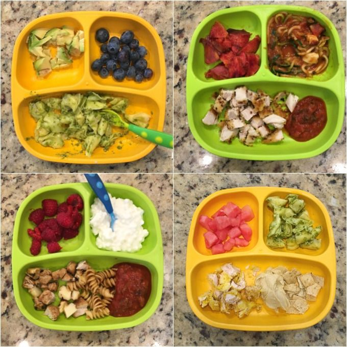 Easy Toddler Meal Ideas August Kid Food Pinterest