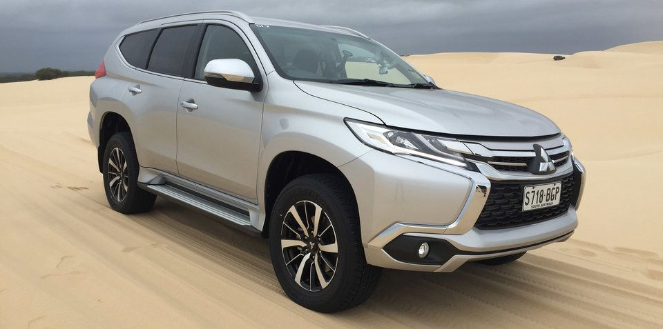 2016 Mitsubishi Pajero Sport Review (With images