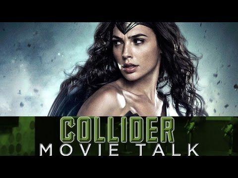 Collider Movie Talk - Batman V Superman: Wonder Woman Details, Star Wars Breaks All Time Record - YouTube