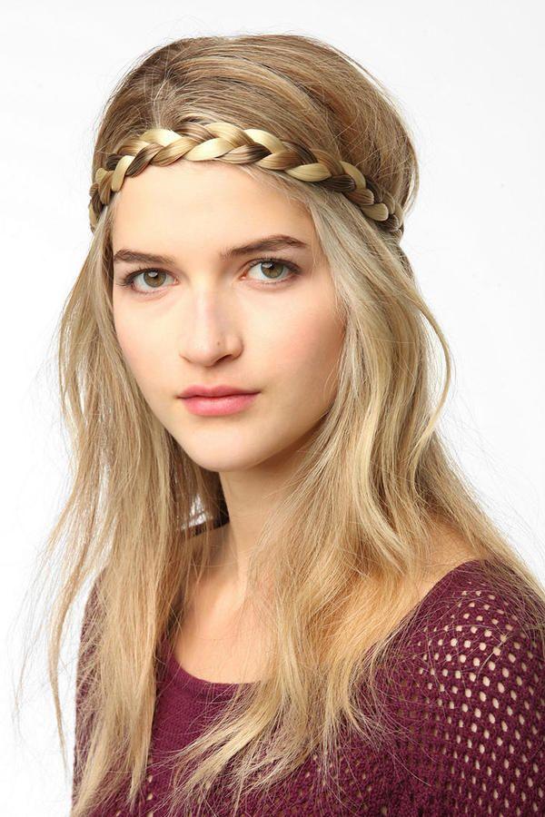 Comment mettre, porter un bandeau cheveux ? Headband