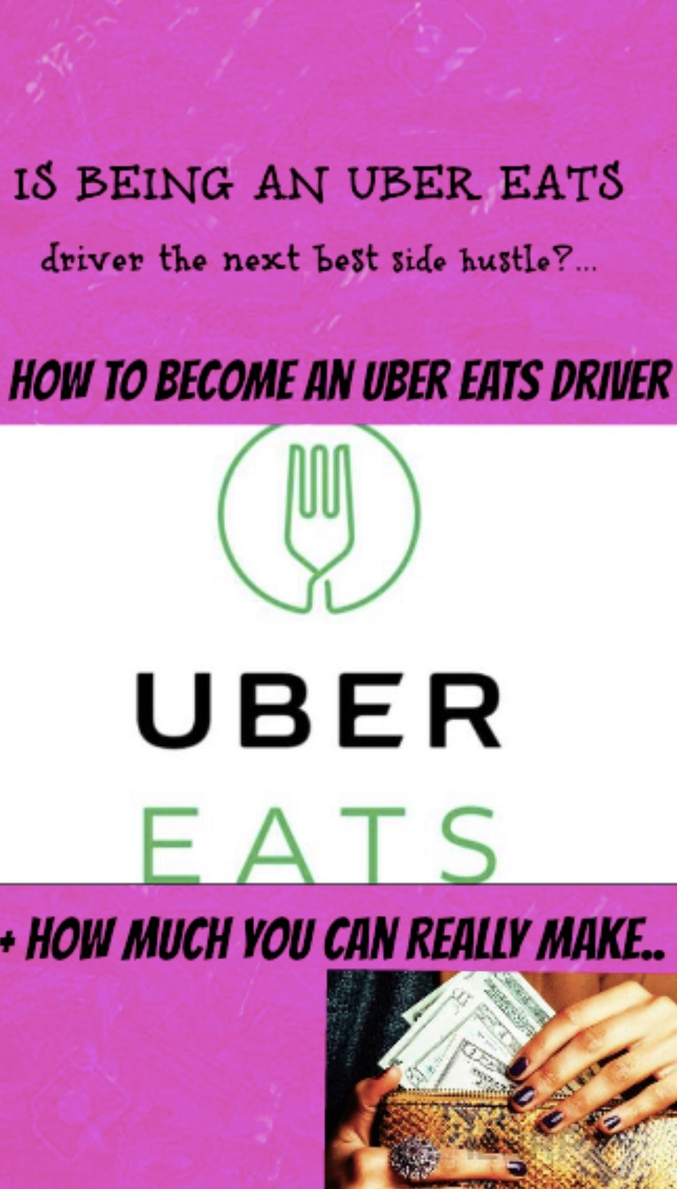 How To Become An Uber Eat S Driver How Much They Really Make