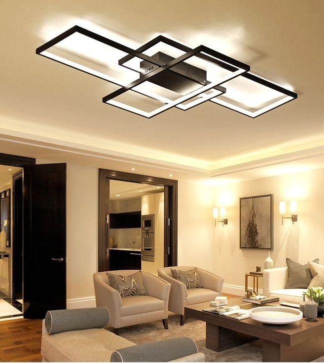 99 Cool Ceilings Lighting Design Ideas For Living Room To Try Ceiling Light Design Living Room Lighting Ceiling Lights