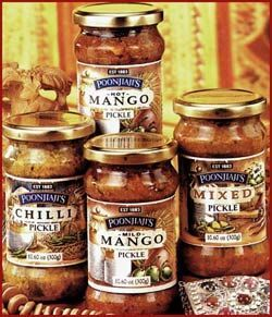 Mango Pickle Pickles is made in households all across the Indian sub continent. The taste of the pickle varies from region to region.   This also depends on the availability of spices in that region. Only the best quality lime, chilli, mango, etc. Is hand picked and used in the preparation of pickles.