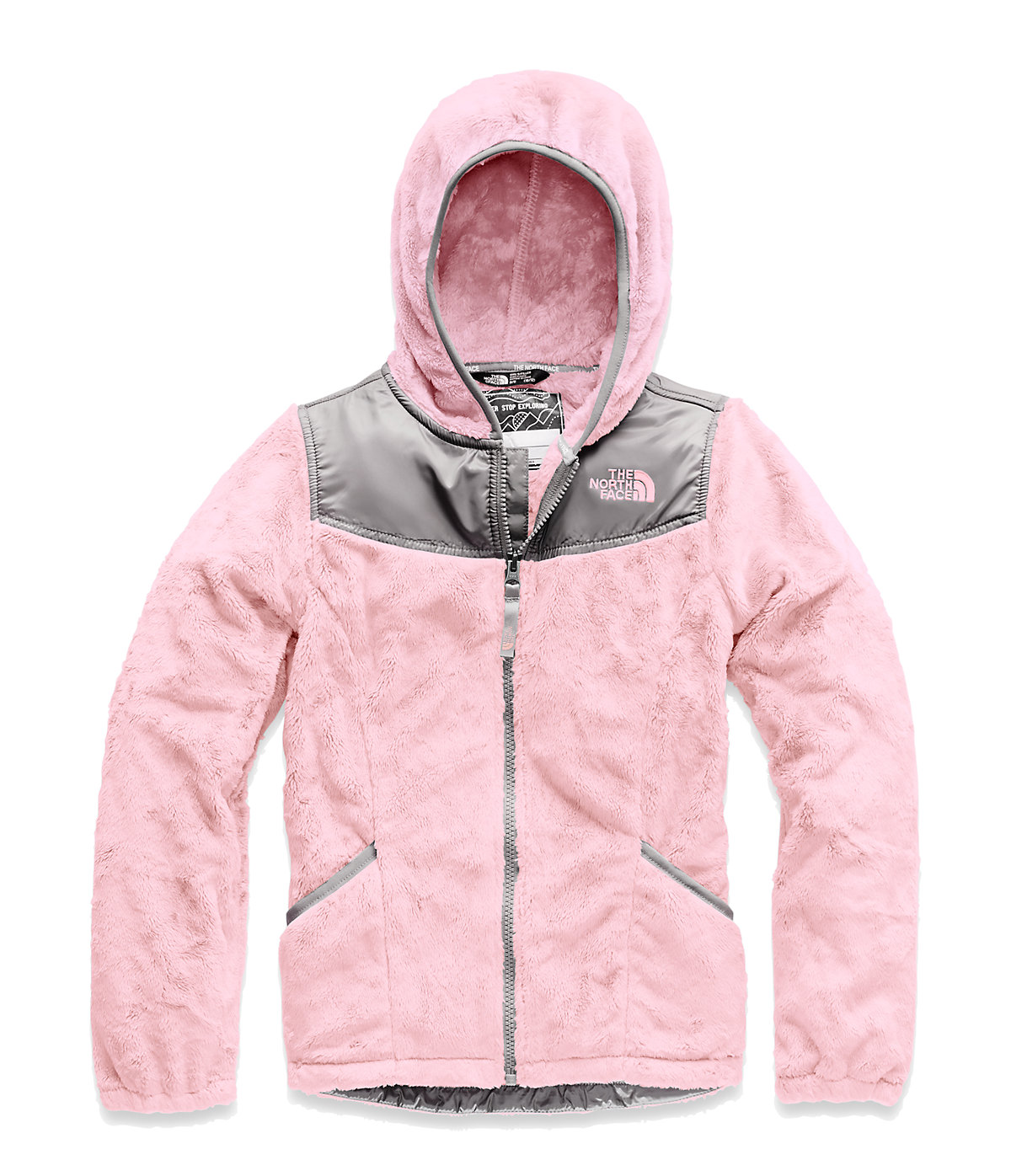 Girls Oso Hoodie The North Face North Face Girls North Face Oso Girls North Face Jacket [ 1396 x 1200 Pixel ]