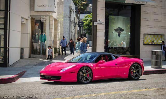 pinterest billionaire toys | Pink Ferrari? What Do You Think Ladies? | Bossluxury #Lamborghini #Ferrari458 #pinkferrari pinterest billionaire toys | Pink Ferrari? What Do You Think Ladies? | Bossluxury #Lamborghini #Ferrari458 #pinkferrari