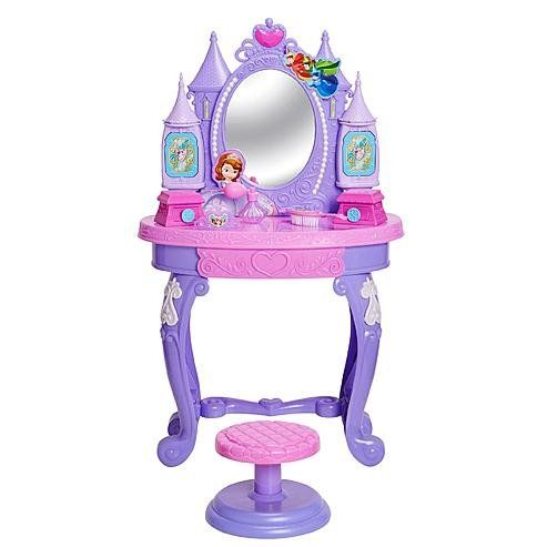 Disney Sofia The First Enchanted Vanity Set By Jakks Pacific You Can Find More Details By Visiting The Image Link Best Kids Toys Toys For Girls Kids Toys