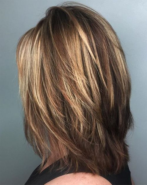 Magnificent Medium Hairstyles 2018 For Women To Consider This Year Vogue Ideas Long Hair Styles Medium Layered Haircuts Hair Styles