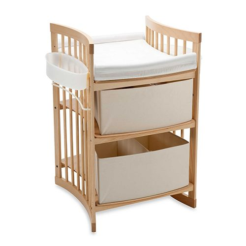 Changing Tables That Add Serious Storage And Style To The Nursery Diaper Changing Table Changing Table Baby Changing Table
