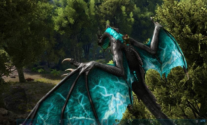 How To Get A Dragon In Ark Survival Evolved