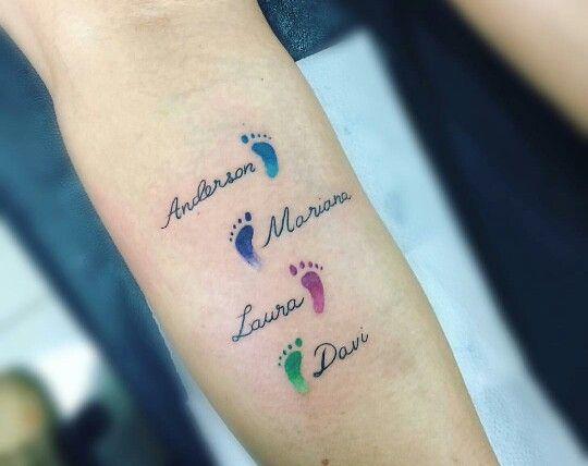 Tetovani Tattoo Feminina Delicada Tatuagem Feminina Nomes