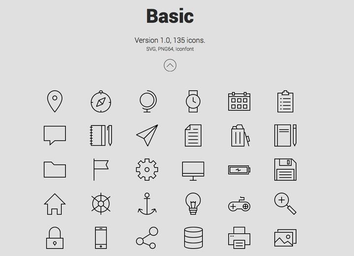 Linea-free-vector-icons | I C O N S | Line icon, Icon design