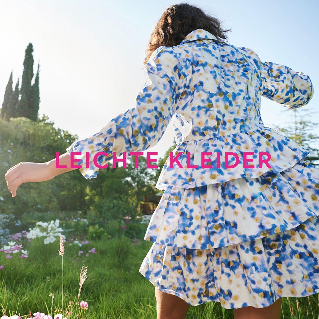 EINS MIT DER NATUR in 2020 | Modestil, Sommer kleider, Kleider
