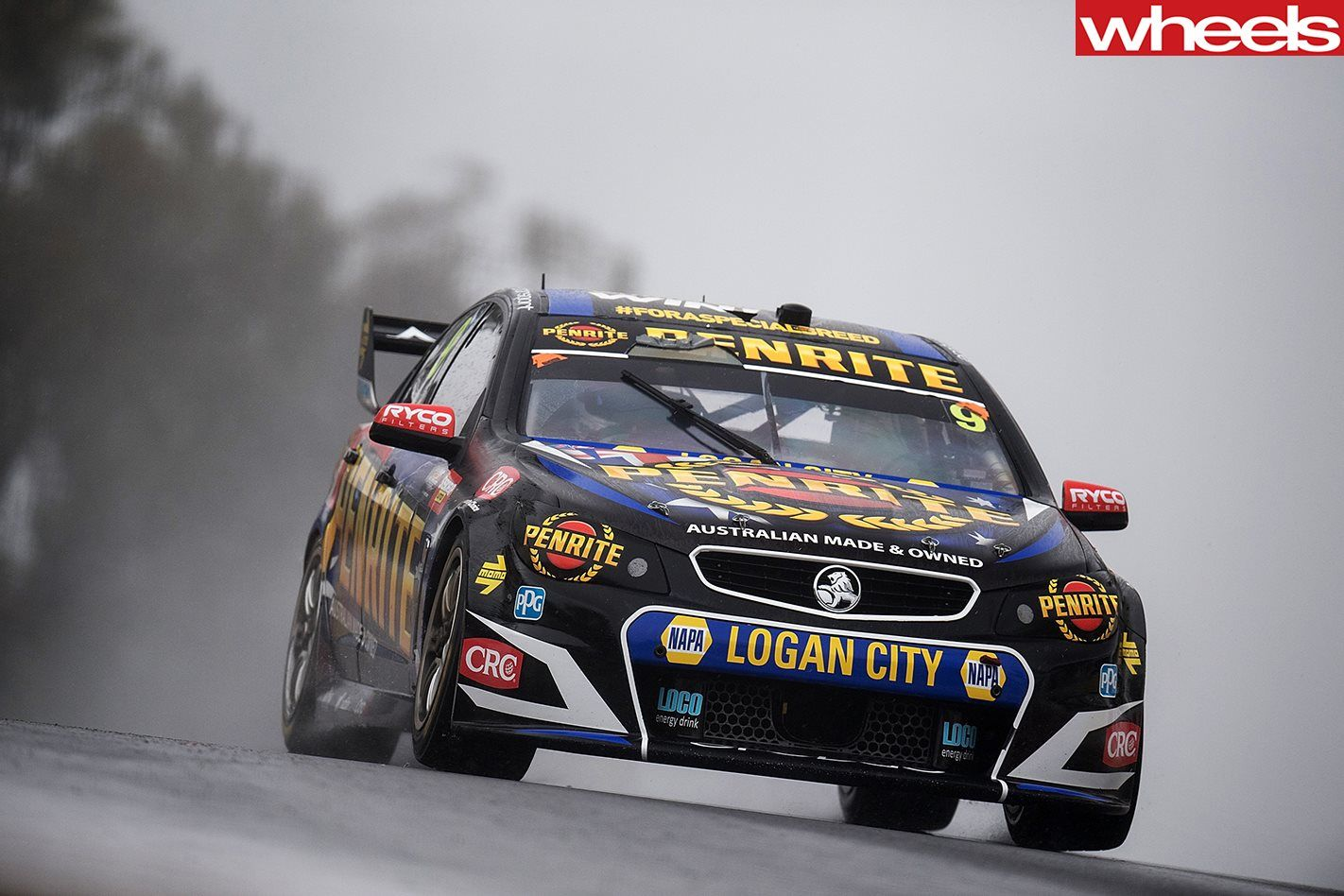 David Reynolds Luke Youlden 2017 Bathurst 1000 Winners A Great Victory For The Underdogs Super Cars Holden Commodore Australian V8 Supercars