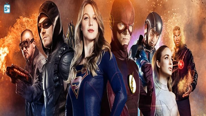 Arrow The Flash Supergirl Legends Of Tomorrow Crossover