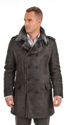 Artico Leather and Shearling Luxury | sacs et cuirs | Pinterest