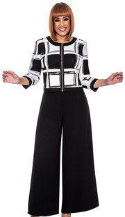 Dorinda Clark Cole 2pc Pants Suit