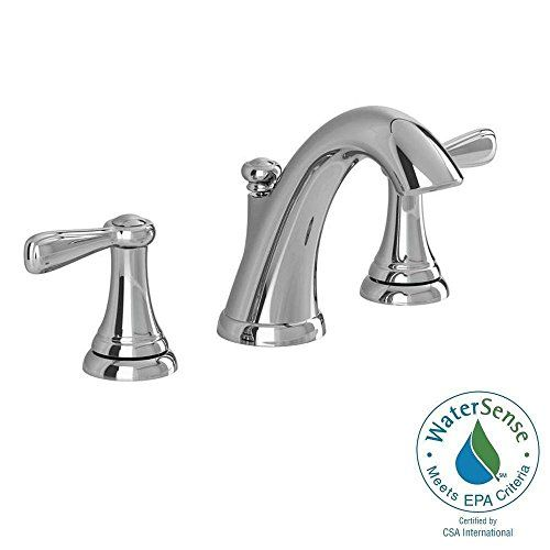 Bathroom Faucets Diy American Standard Marquette 8 In Widespread 2handle Higharc Faucet Polished
