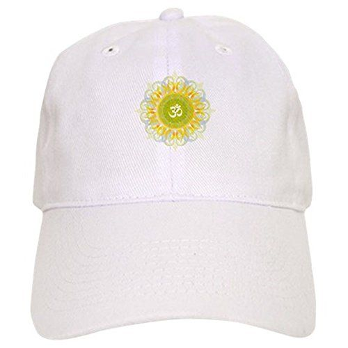 CafePress Om Mandala Baseball Cap with Adjustable Closure Unique Printed Baseball  Hat    Want to know more 3795adcbb9c9