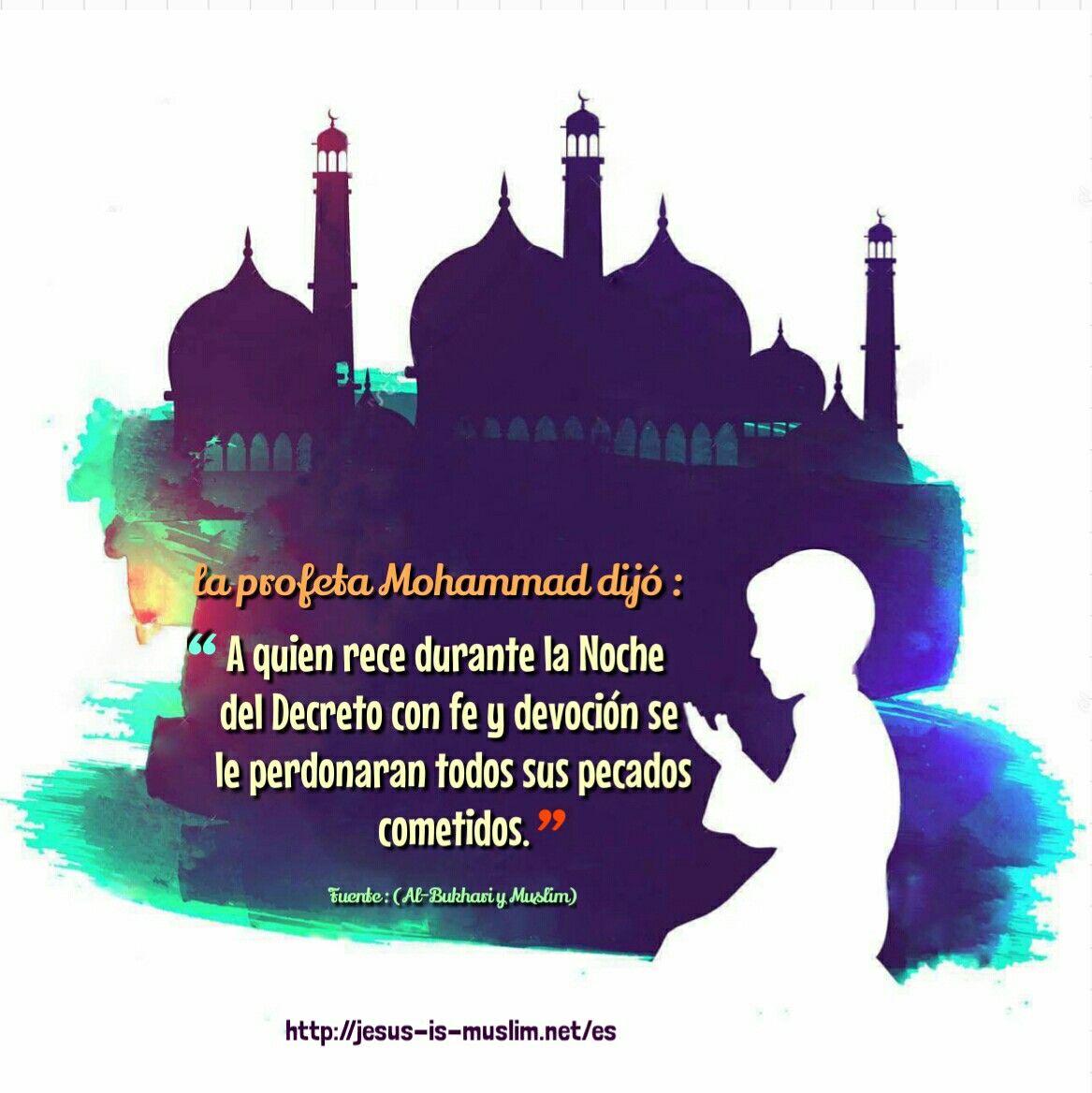 #orar #hadice #noche #Ramadán #español #muslumanes