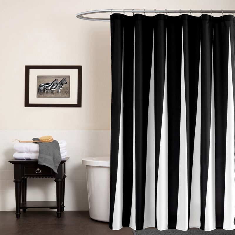 Cheap Rideau De Douche Buy Quality Shower Curtain Directly From China Suppliers High Modern Bathroom Black