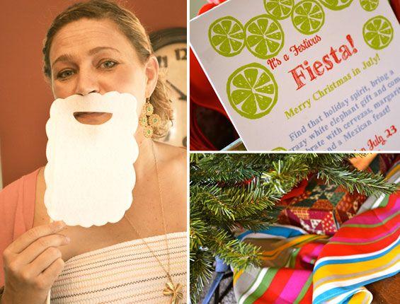 Fietsta Christmas in July Party: gift exchange, merry ...