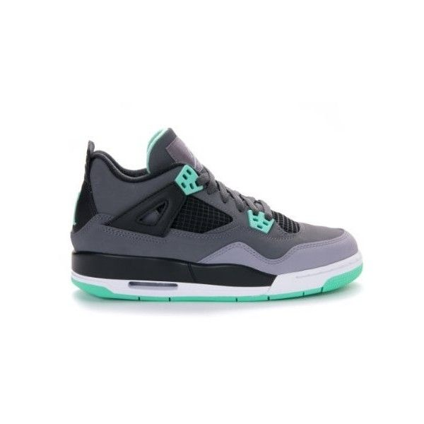 af89fb5f48fa Air Jordan IV (4) Retro (Kids) Amazon Shoes ❤ liked on Polyvore featuring  shoes