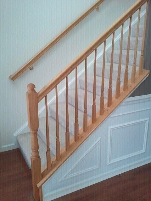 Best Diy Painting Stair Railing Fixing Color Mistakes 400 x 300