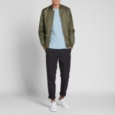 eb4556414 Norse Projects Ryan Light Ripstop Bomber Jacket (Dried Olive ...