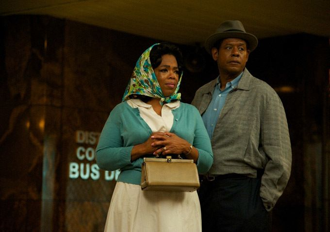 Oprah Winfrey and Forest Whitaker on The Butler - The