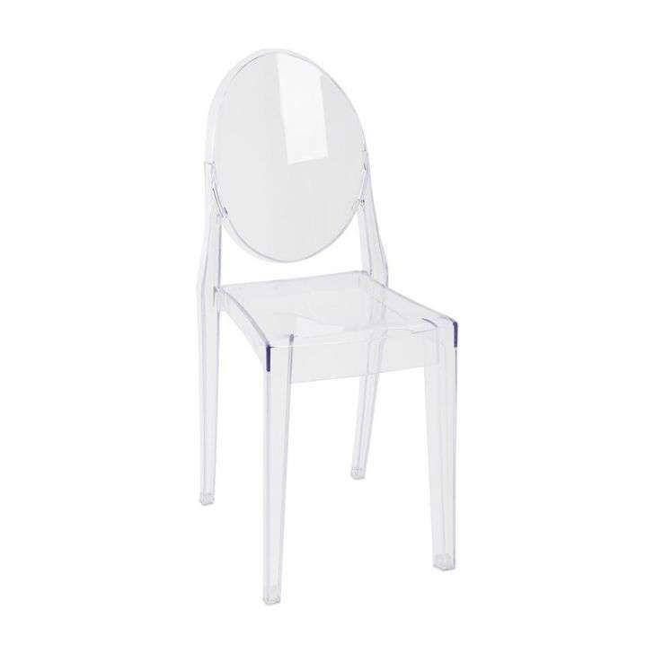 Cadeira Sofia Incolor Mobly - R$389,49