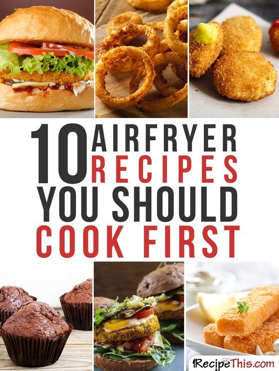 Airfryer Recipes Top 10 Philips Airfryer Recipes You Should Cook