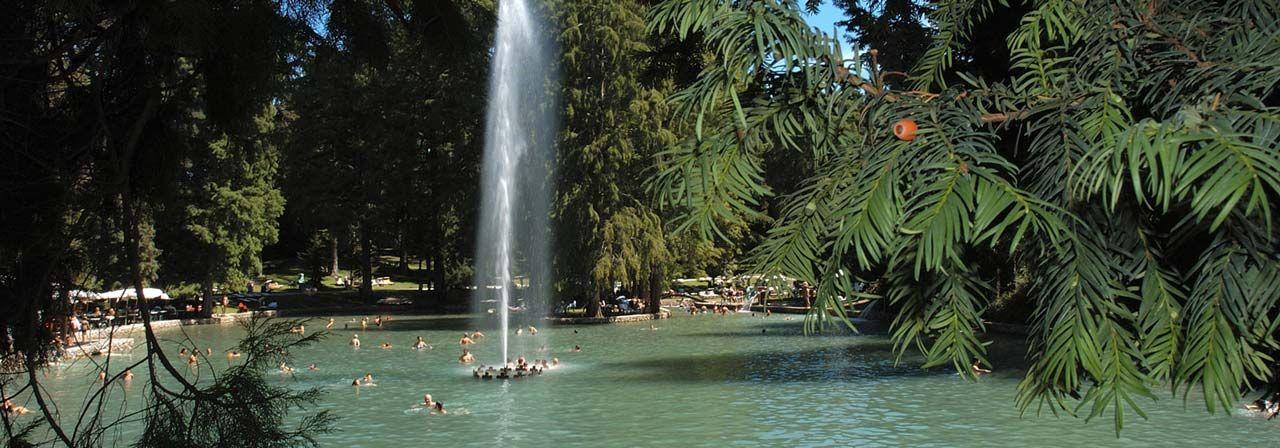 Parco Termale del Garda Villa dei Cedri L'acqua della