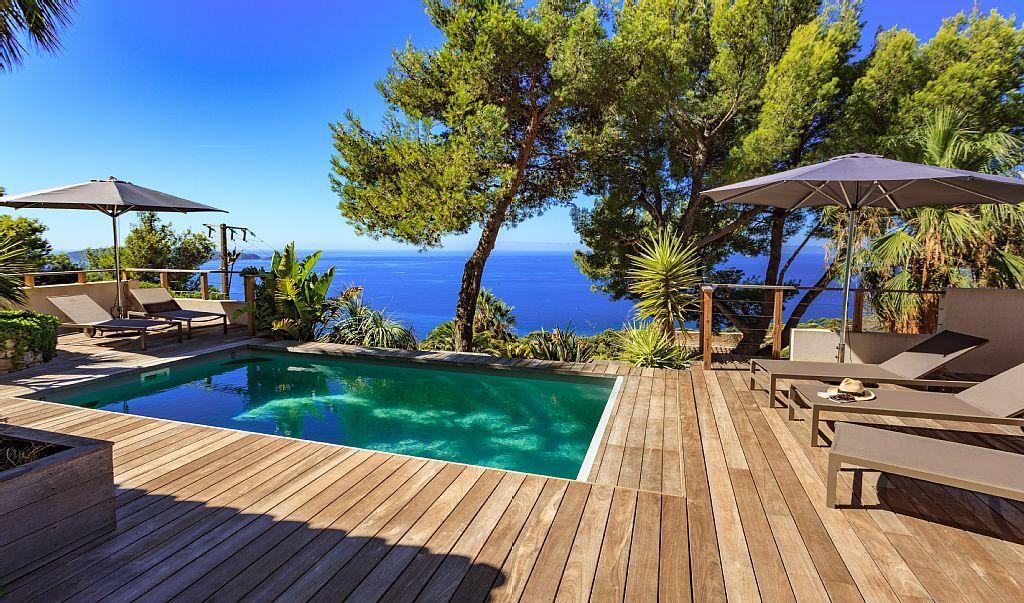 Abritel Location Corse Porto-Vecchio - Maison en pierres pieds dans - camping a marseillanplage avec piscine