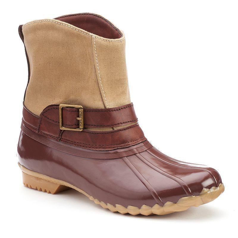 c9fcac23d39 Chooka Women s Duck Water-Resistant Rain Boots