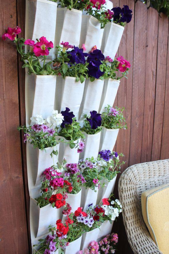 Miss Kris Shoe Organizer Hanging Garden Diy Youtube 2 400 x 300