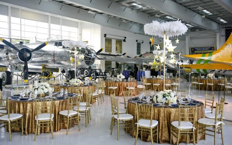 Facility rental in orange county for galas receptions and