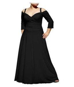 Black dress 1x night