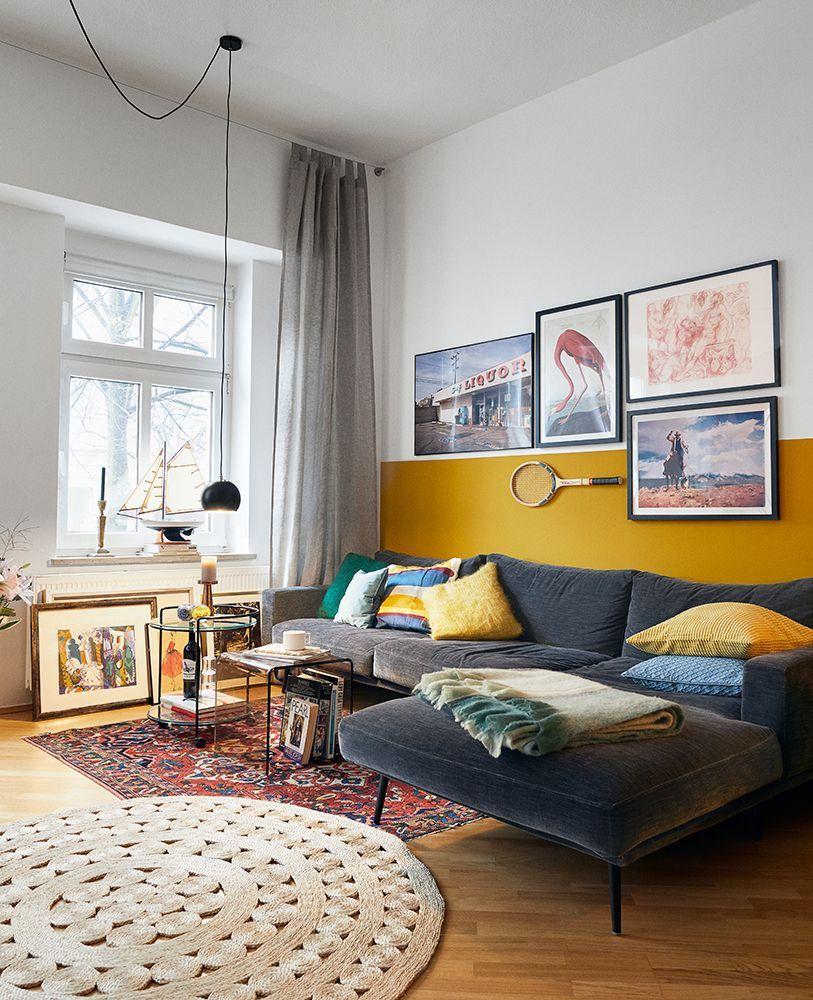 Zuhause bei Bloggerin Marie Nasemann • Bilder & Ideen | Bohemian ...
