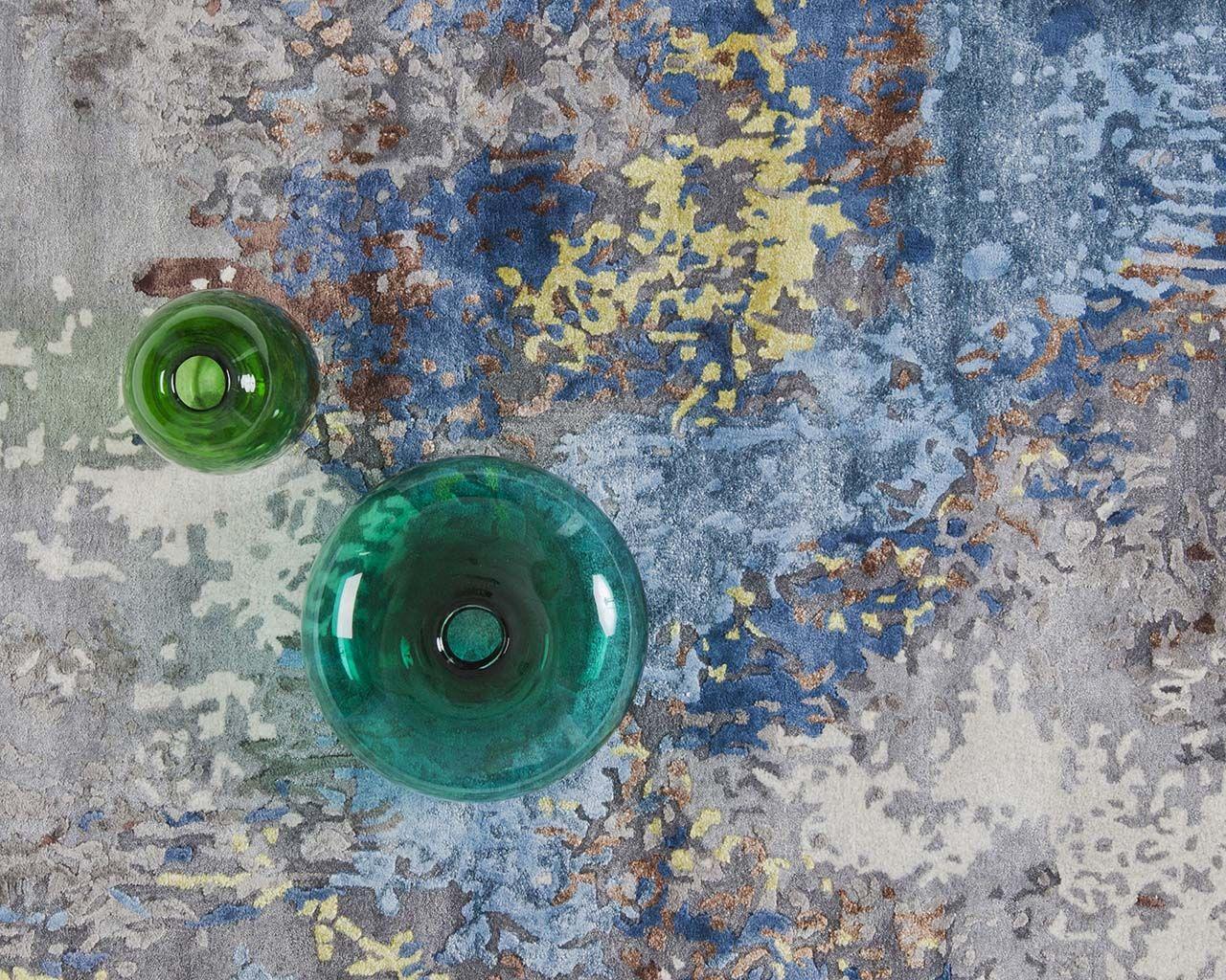 Muzzafa Recznie Tuftowany W 2019 Carpets Art Artwork